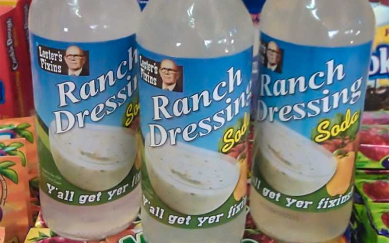 ranchdressingsoda