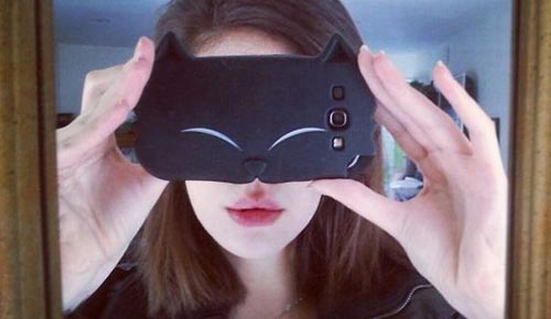 Iphone-catwoman