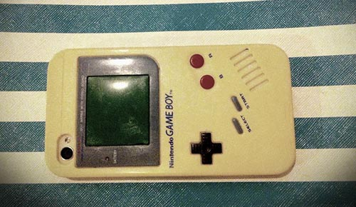 Iphone-gameboy